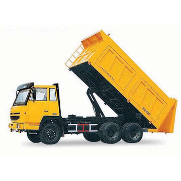 On-Call rents dump trucks with skilled operators