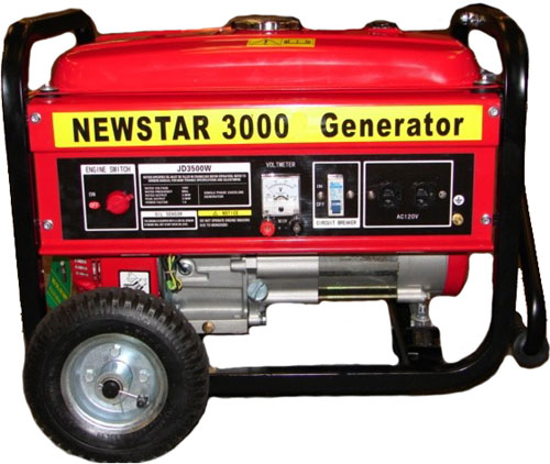 On-Call rents generators