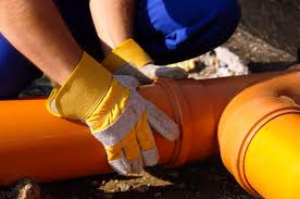 home sewer line installation Cleveland Ohio